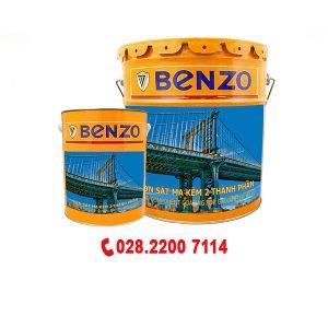 Sơn Phủ Alkyd Benzo