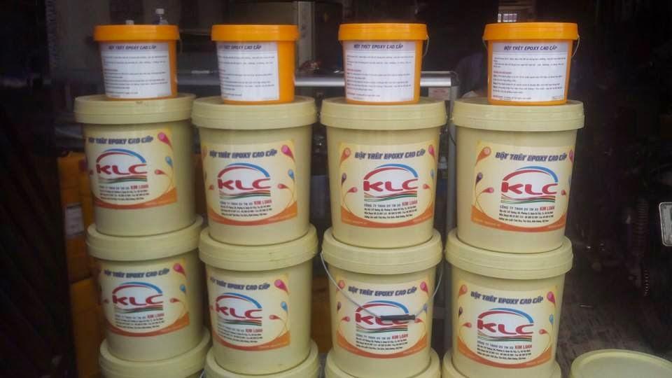 Hiệu quả kinh tế của sơn Epoxy KLC