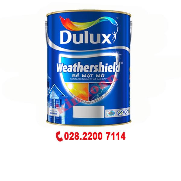 Dulux Weathershield ngoại thất