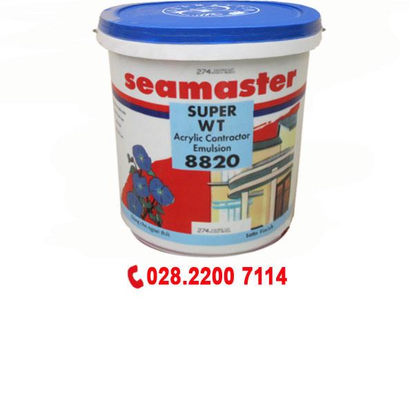 Sơn nước Seamaster 8820 Super WT