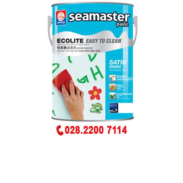 Sơn Seamaster lau chùi hiệu quả 7900