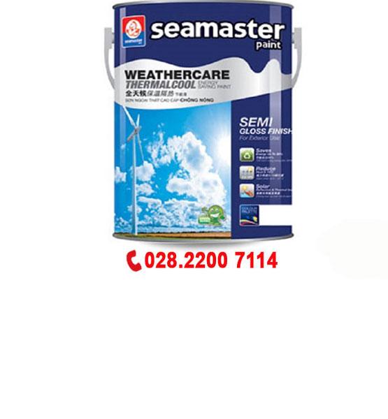 Sơn Chống Nóng Seamaster