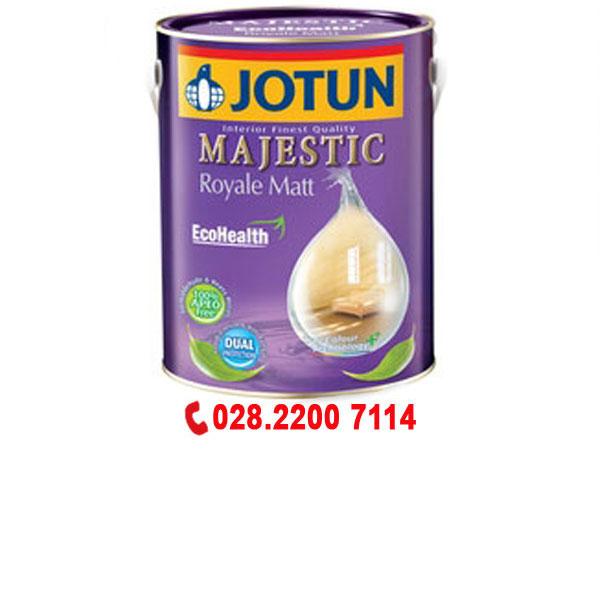 Sơn nước Jotun Majestic Royale Matt nội thất