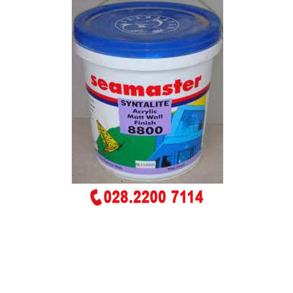 Sơn nước ngoại thất Seamaster 8800