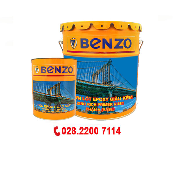 Sơn lót Benzo giàu kẽm EXZ678