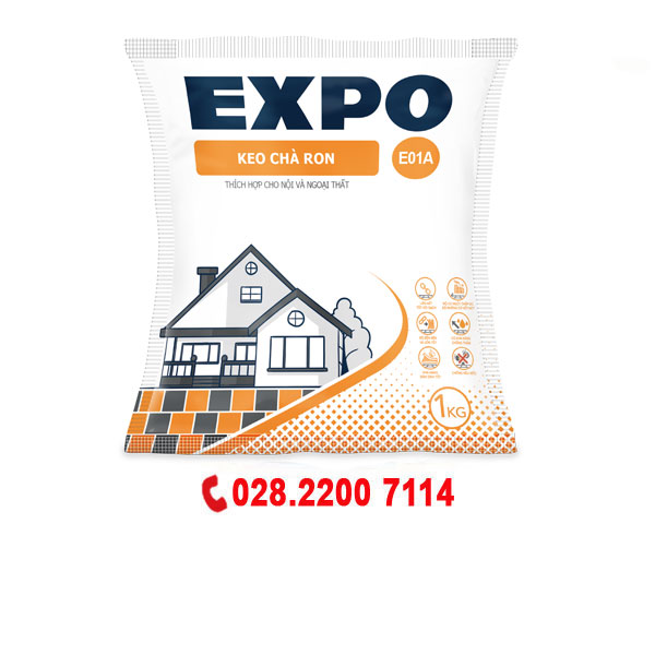 Keo chà ron Expo E01A