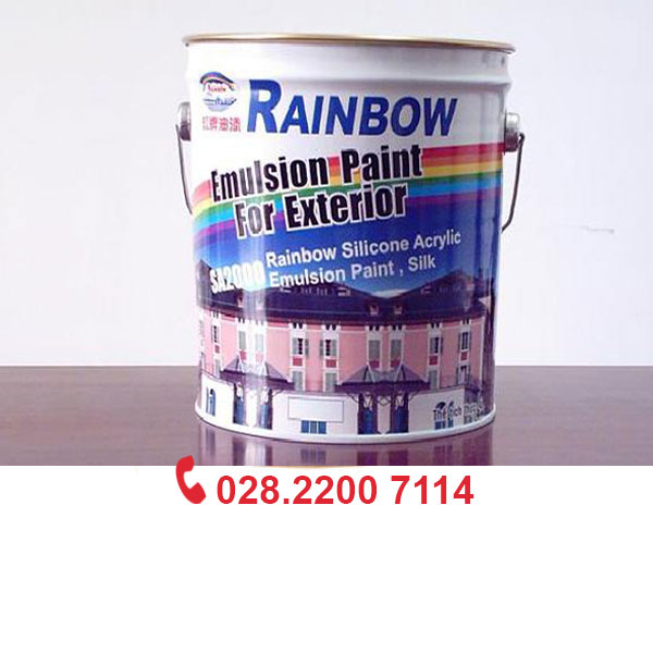 Sơn PU chống thấm rainbow 783