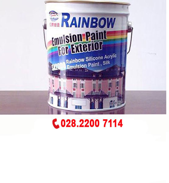Sơn nước rainbow gốc dầu 404