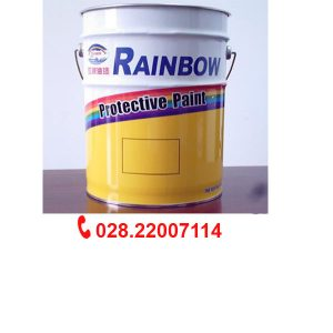 "Sơn Rainbow Nung baking varnish 1106 ""LLL"""