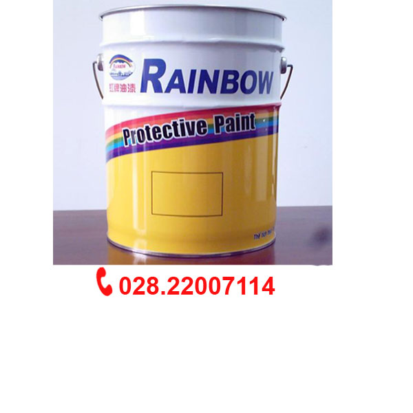 Anti-Corrosion Epoxy Rainbow