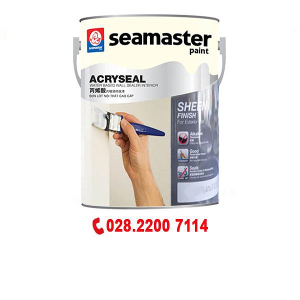 Sơn lót nội thất Seamaster 8602
