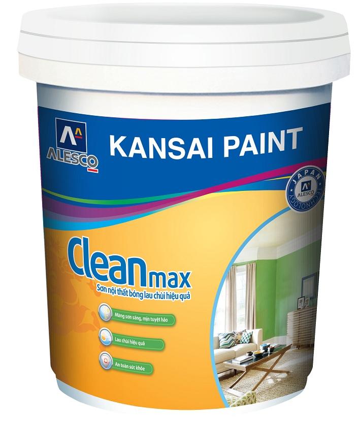 Kansai Clean Max Paint