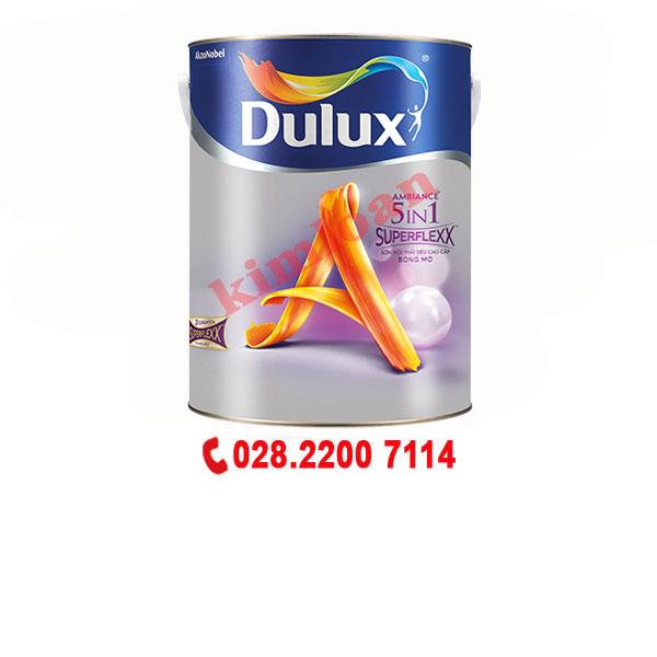 Sơn Dulux Chống Rạn Nứt-Mờ