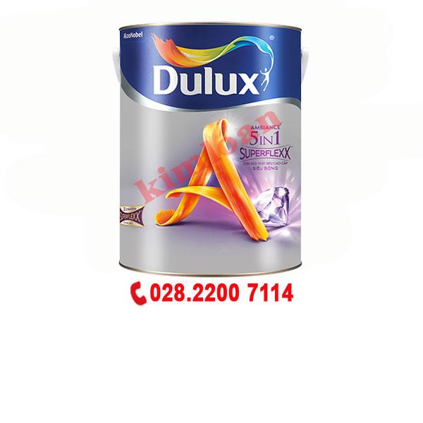 Sơn Dulux Chống Rạn Nứt-Siêu Bóng