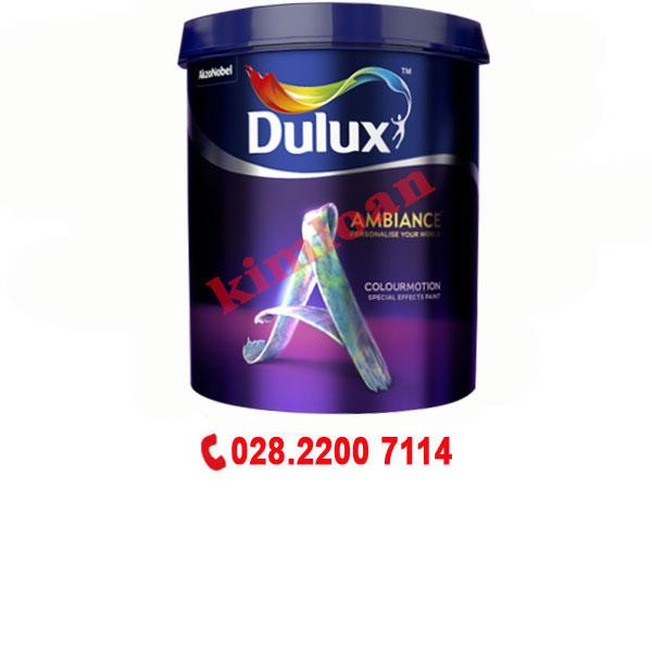 Sơn Dulux Hiệu Ứng Đa Sắc