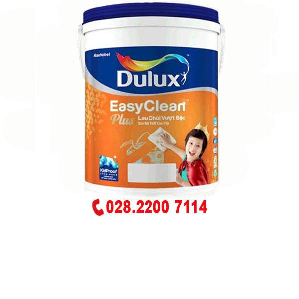 Dulux EasyClean Plus Lau Chùi Vượt Bậc-Mờ