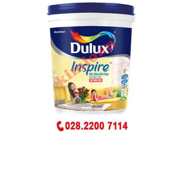 Sơn Nội Thất Dulux Inspire-Bóng