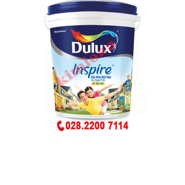 Dulux Inspire Ngoại Thất-Bóng