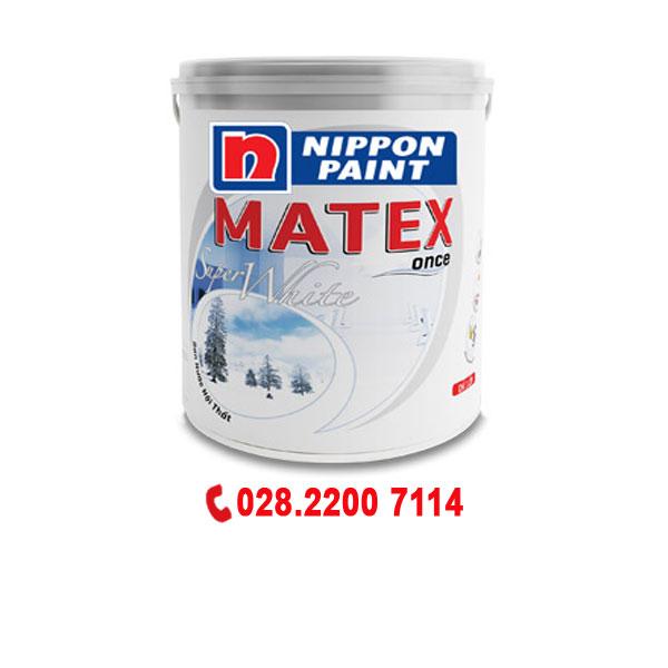 Sơn Nippon Matex Super White