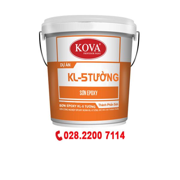 Sơn công nghiệp KOVA KL-5