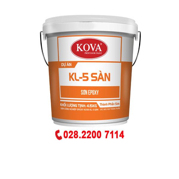 Sơn công nghiệp KOVA KL-5 Sàn