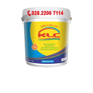 Epoxy KLC Gloss Topcoat Paint