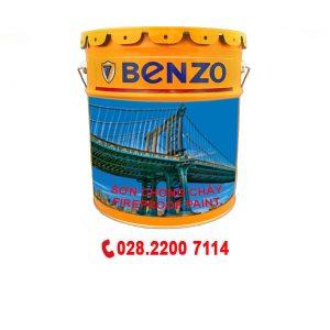Sơn phủ cao su Benzo CSN01