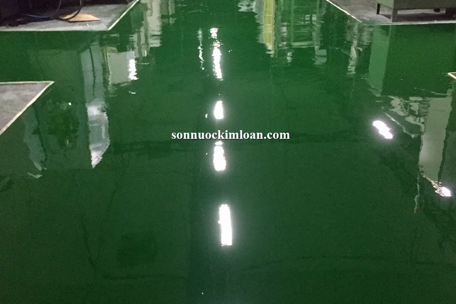 đơn vị thi công sơn epoxy tự san phẳng TP.HCM