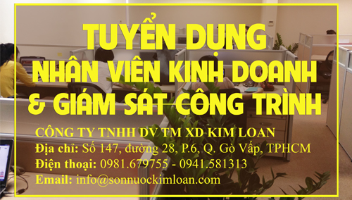 Sơn Nước Kim Loan - Phân Phối Sơn Uy Tín Nhất Việt Nam