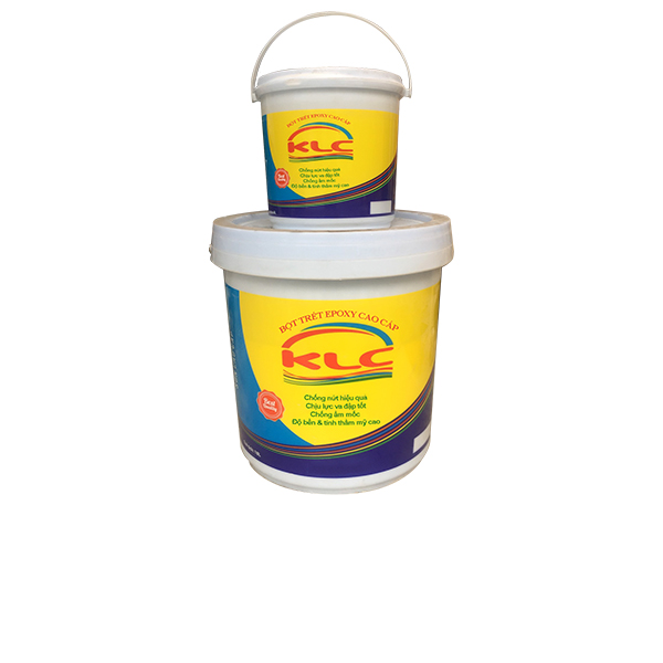 Bột trét epoxy KLC 25-BNT